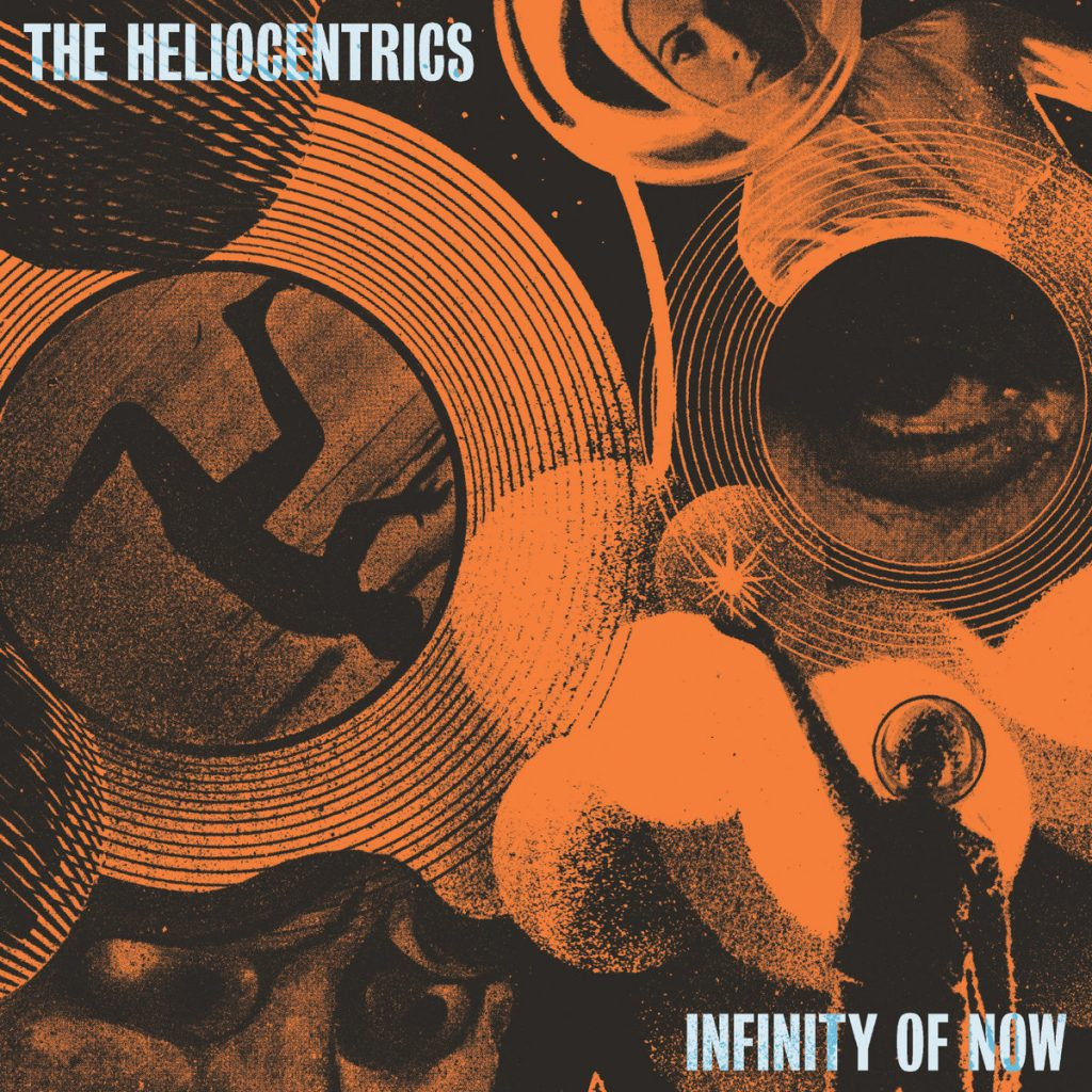 Infinity of Now - The Heliocentrics