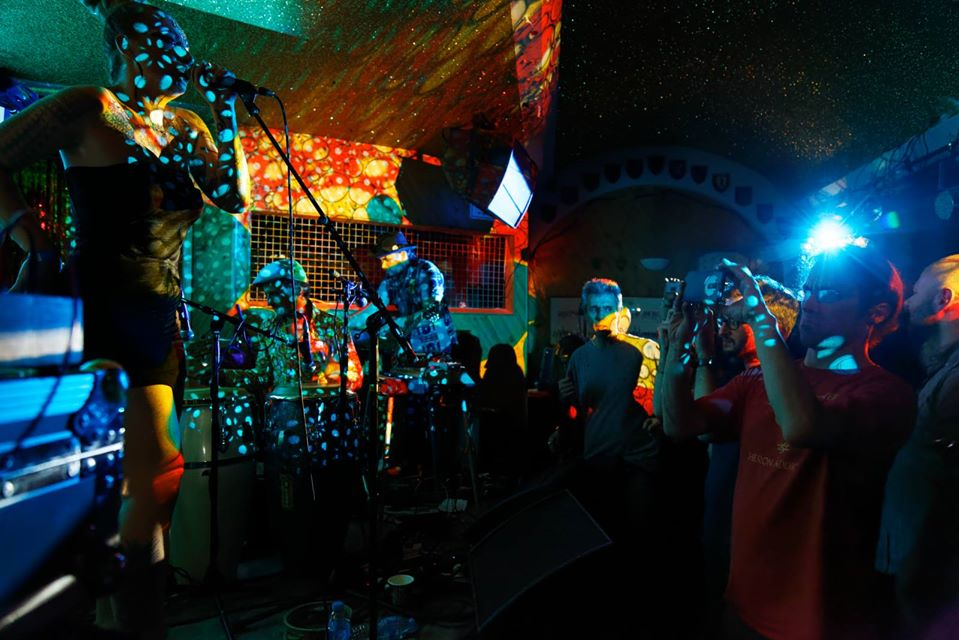 The Heliocentrics live at the Moth Club, 2018