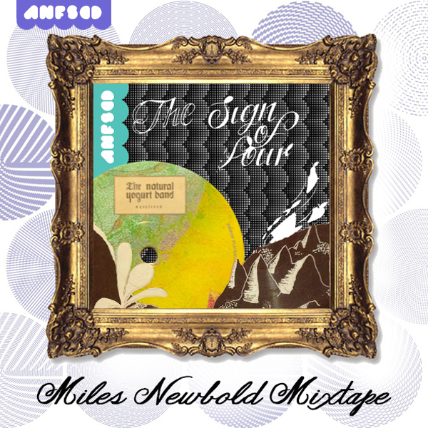 No.15 Vinyl Time! by Miles Newbold