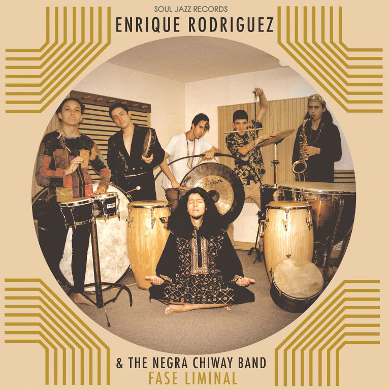 Enrique Rodriguez and the Negra Chiway band – Fase Liminal